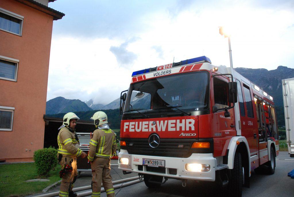 Feuerwehrauto LFB